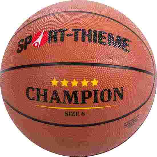 """Sport-Thieme Basketball  """"Champion"""" Größe 6"""