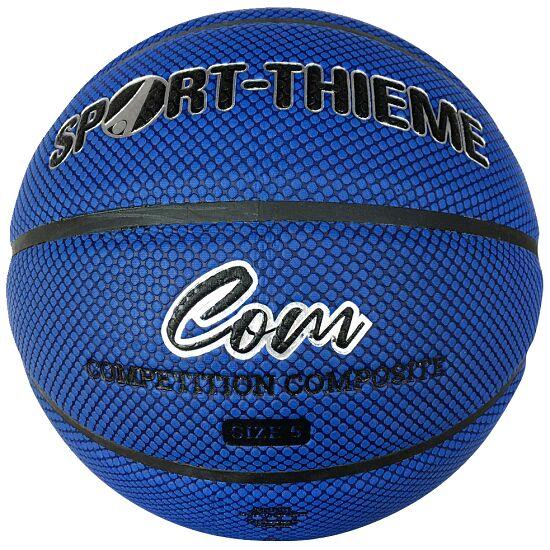 "Sport-Thieme Basketball  ""Com"" Größe 5, Blau"