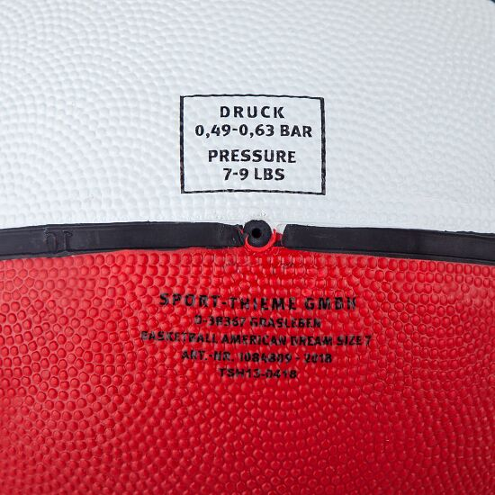 Sport-Thieme® Basketball in US Design