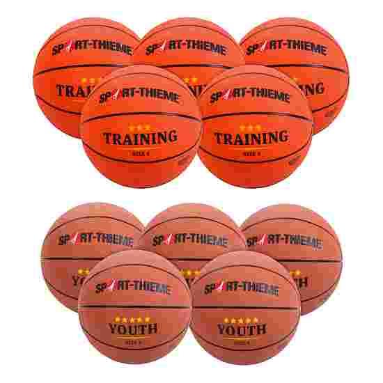 "Sport-Thieme Basketball-Sæt ""Youth"" Junior (Str. 5)"