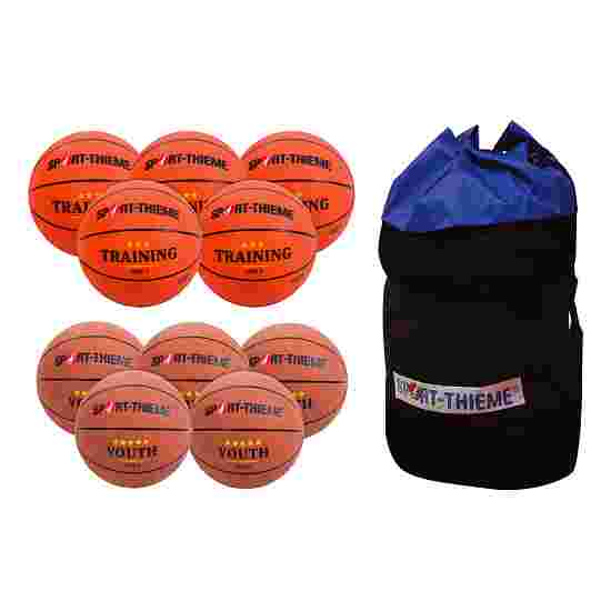 "Sport-Thieme Basketball-Sæt ""Youth"" Unge (Str. 6)"