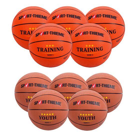 Sport-Thieme Basketball-Sæt Juniorer