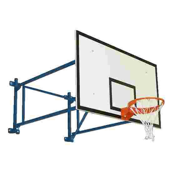 Sport-Thieme basketball-væganlæg, fast Betonvæg