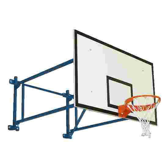 Sport-Thieme Basketball Wall Frame, Fixed Design Concrete wall
