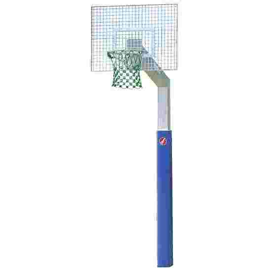 """Sport-Thieme Basketballanlage  """"Fair Play Silent"""" mit Herkulesseil-Netz Korb """"Outdoor"""", 120x90 cm"""