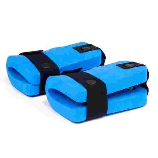 Sport-Thieme Beinschwimmer Größe L, Blau, Höhe 21 cm