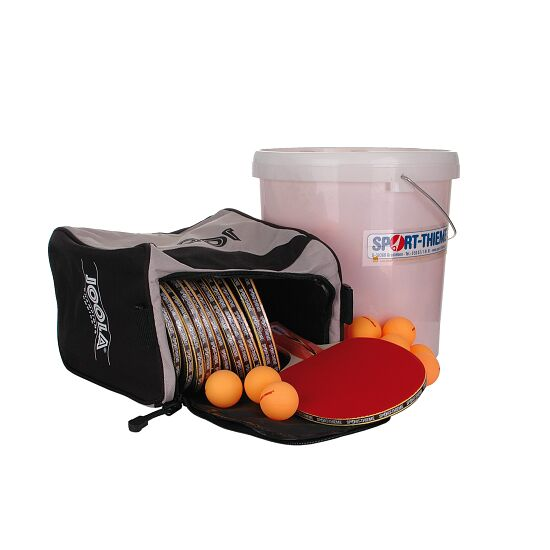 "Sport-Thieme® ""Berlin"" School and Club Sport Table Tennis Set Orange balls"