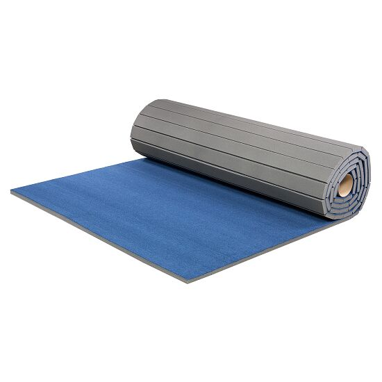 "Sport-Thieme® Bodenturnläufer ""Innovativ"" Blau, 6x2 m"