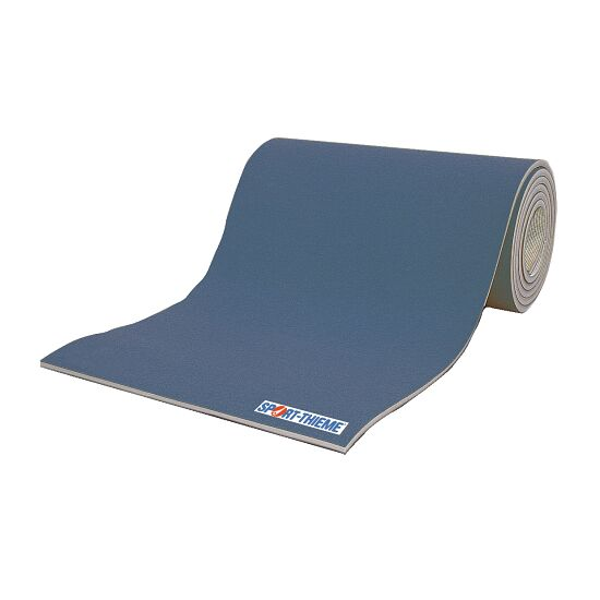 Sport-Thieme® Bodenturnmatte 25 mm Blau, 6x1,5 m