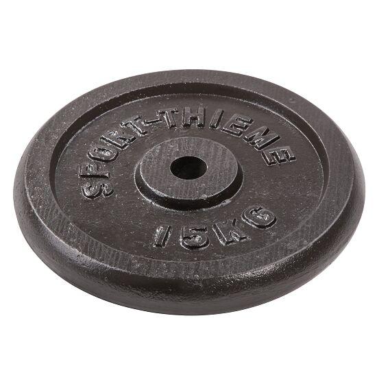 Sport-Thieme® Cast Iron Weight Disc 15 kg
