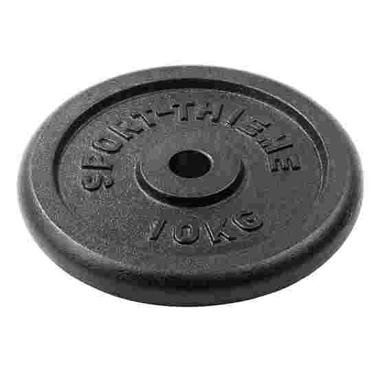 """Sport-Thieme """"Cast Iron"""" Weight Plate 10 kg"""