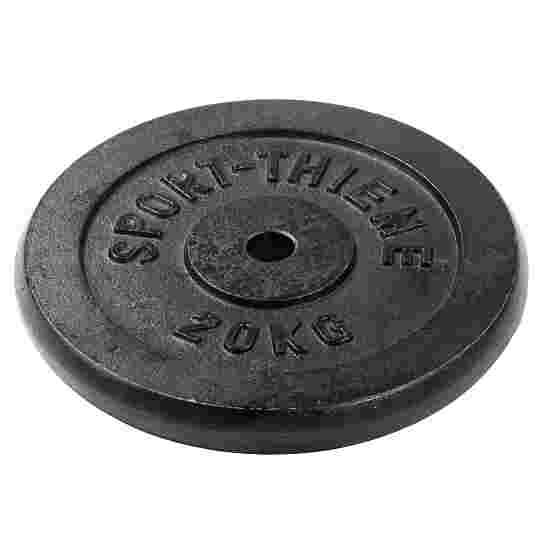 """Sport-Thieme """"Cast Iron"""" Weight Plate 20 kg"""