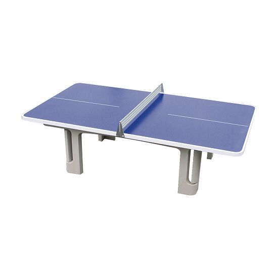 "Sport-Thieme® ""Champion"" Polymer Concrete Table Tennis Table Blue"