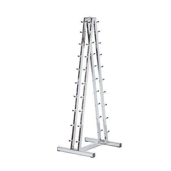 Sport-Thieme® Chrome Dumbbell Rack