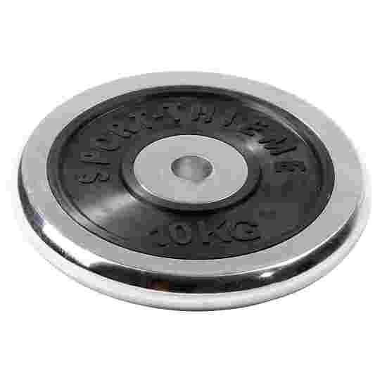 Sport-Thieme Chromhantelscheibe 10 kg