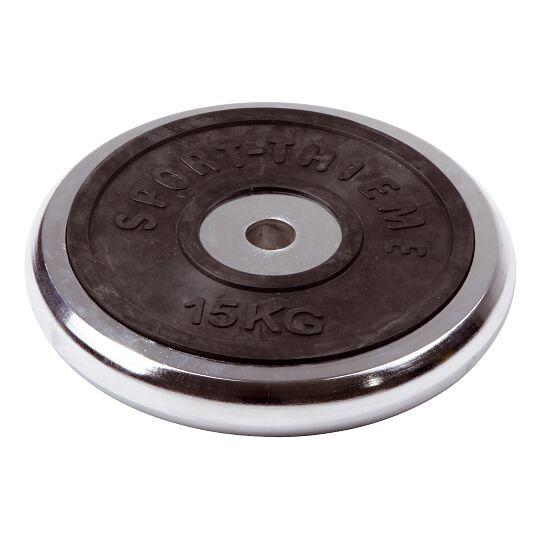 Sport-Thieme® Chromhantelscheibe 15 kg