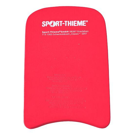 """Sport-Thieme® """"Classic"""" Kickboard Red"""