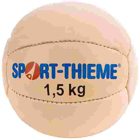 "Sport-Thieme ""Classic"" Medicine Ball 1.5 kg, ø 19 cm"