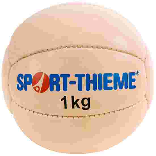 "Sport-Thieme ""Classic"" Medicine Ball 1 kg, ø 19 cm"