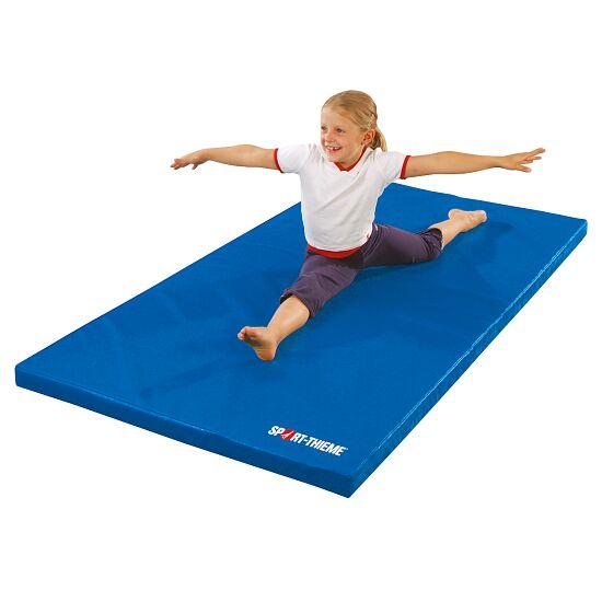 "Sport-Thieme ""Classic S"" Children's Gymnastics Mat Blue"