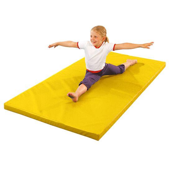 "Sport-Thieme ""Classic S"" Children's Gymnastics Mat Yellow"