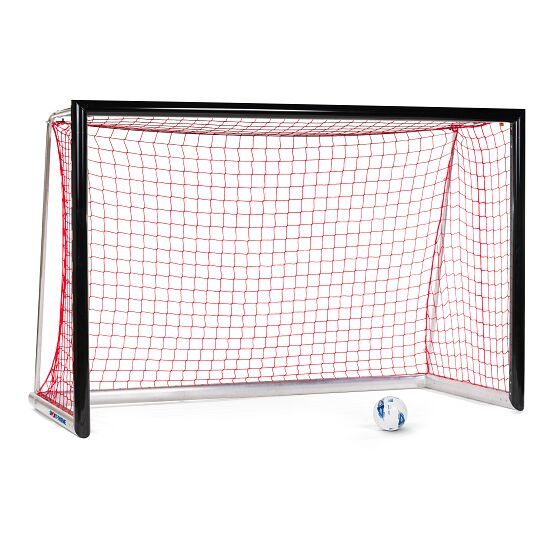 "Sport-Thieme® ""Colour Concept"" Training Goal Small goal, 3.00x2.00 m, black/red"