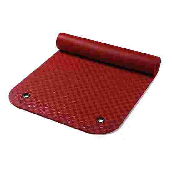 "Sport-Thieme ""Comfort"" Exercise Mat Approx. 180x65x0.8 cm, Red"