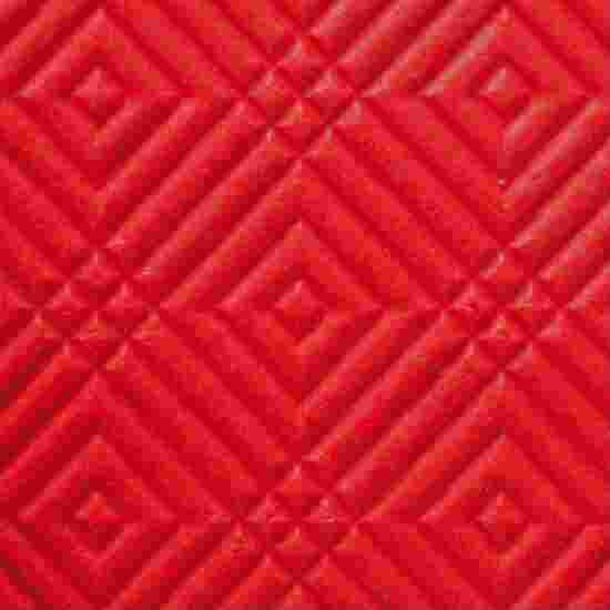 "Sport-Thieme ""Comfort"" Exercise Mat Approx. 180x100x0.8 cm, Red"