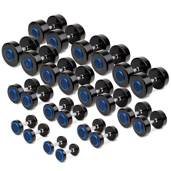 Sport-Thieme® Compact PU Dumbbell Set 2.5-30 kg