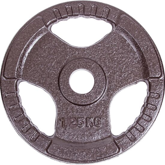 Sport-Thieme® Competition Cast Iron Weight Disc 1.25 kg
