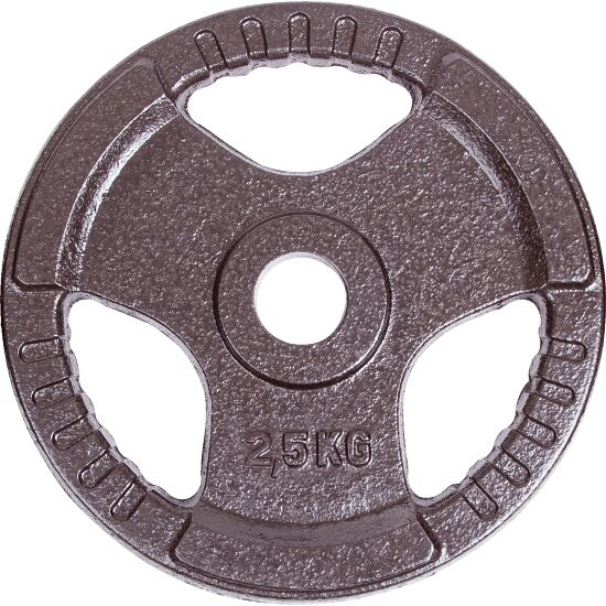 Sport-Thieme® Competition Cast Iron Weight Disc 2.5 kg