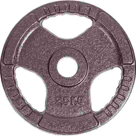 Sport-Thieme Competition Cast Iron Weight Disc 2.5 kg
