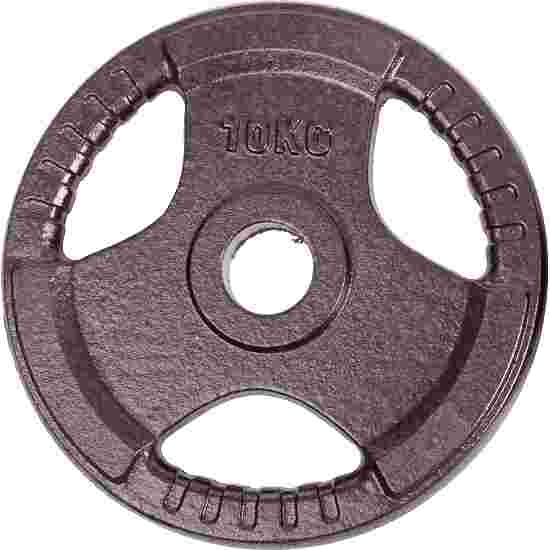 Sport-Thieme Competition Cast Iron Weight Disc 10 kg