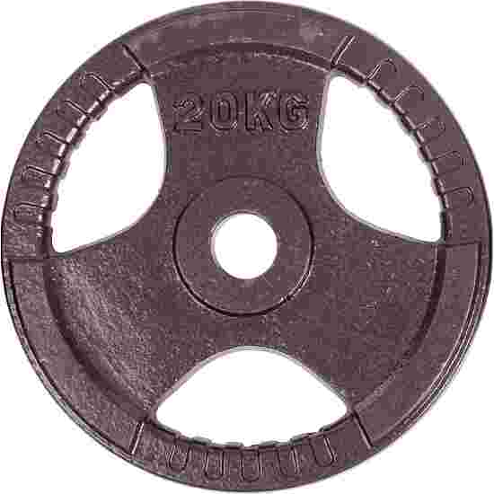 Sport-Thieme Competition Cast Iron Weight Disc 20 kg