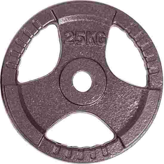 Sport-Thieme Competition Cast Iron Weight Disc 25 kg