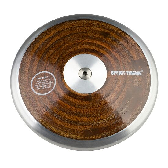 "Sport-Thieme Competition Discus ""Wood"" 1 kg"