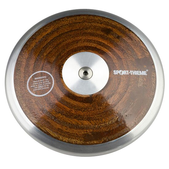 "Sport-Thieme Competition Discus ""Wood"" 1.75 kg"