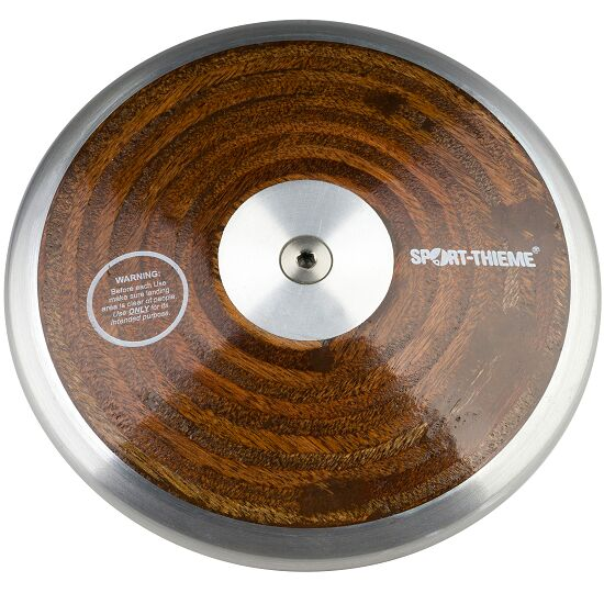 "Sport-Thieme Competition Discus ""Wood"" 2 kg"