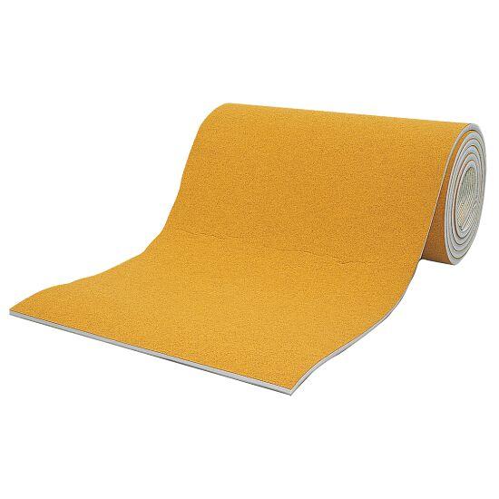 Sport-Thieme® Competition Gymnastics Mat, 12x12 m amber yellow, 25 mm, 1,5 m width