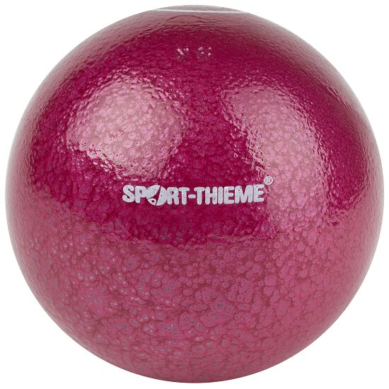 Sport-Thieme® Competition Shot Put, Calibrated 5 kg, red, ø 109 mm