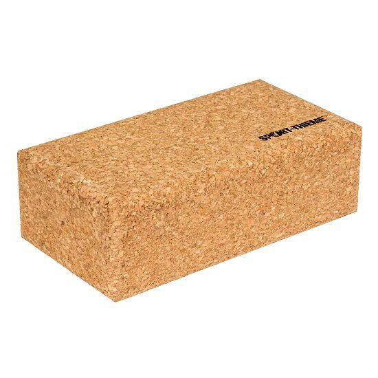Sport-Thieme Cork Yoga Block