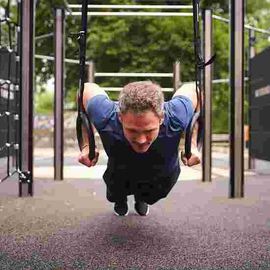 "Sport-Thieme ""Crosstraining"" Outdoor Gymnastics Rings"