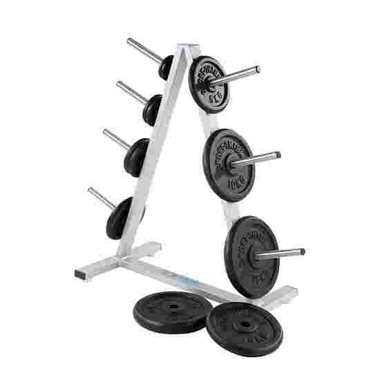 Sport-Thieme Disc Storage Rack 30 mm, 7 bars