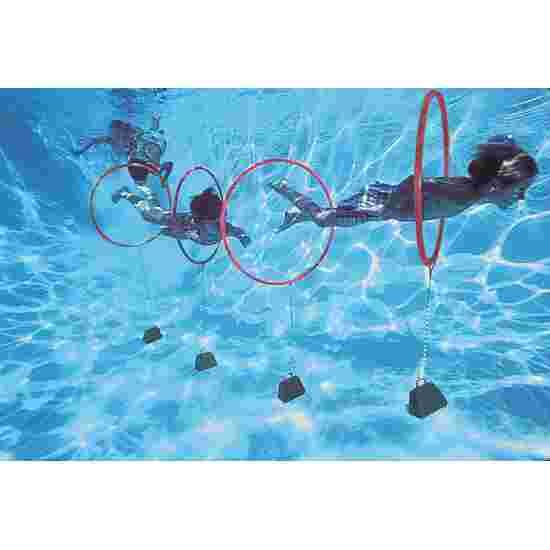 Sport-Thieme Diving Hoop Game 4-piece set