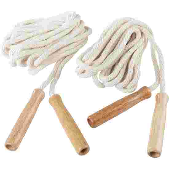 "Sport-Thieme ""Double Dutch"" Skipping Rope Cotton, approx. 300 g"
