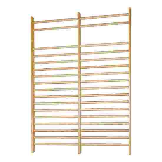 Sport-Thieme Double Wall Bars Compliant with DIN EN 12346 HxW: 280x200 cm