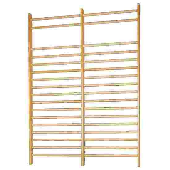 Sport-Thieme Double Wall Bars Compliant with DIN EN 12346 HxW: 260x200 cm