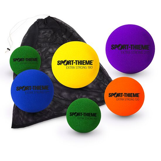 "Sport-Thieme® ""Extra Strong"" Soft Foam Ball Set"