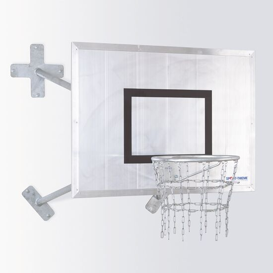 "Sport-Thieme® Fair Play Basketball-Wandanlage ""Outdoor"" Korb"