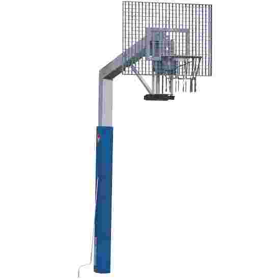 "Sport-Thieme ""Fair Play Silent"" with Height Adjustment Basketball Unit ""Outdoor"" hoop, 120x90 cm"